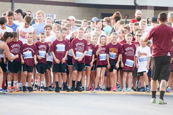 Russell Red Devil Hill 5K Challenge - Aug. 19, 2017