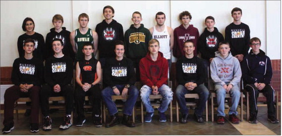 ADI All Area Boys Cross Country