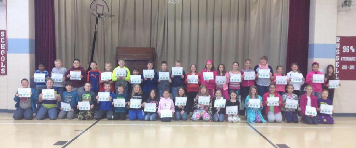 RMIS Students of the Month 5-2014