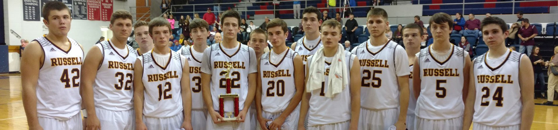 Eastern Kentucky Conference Tournament Runner-Up 2016