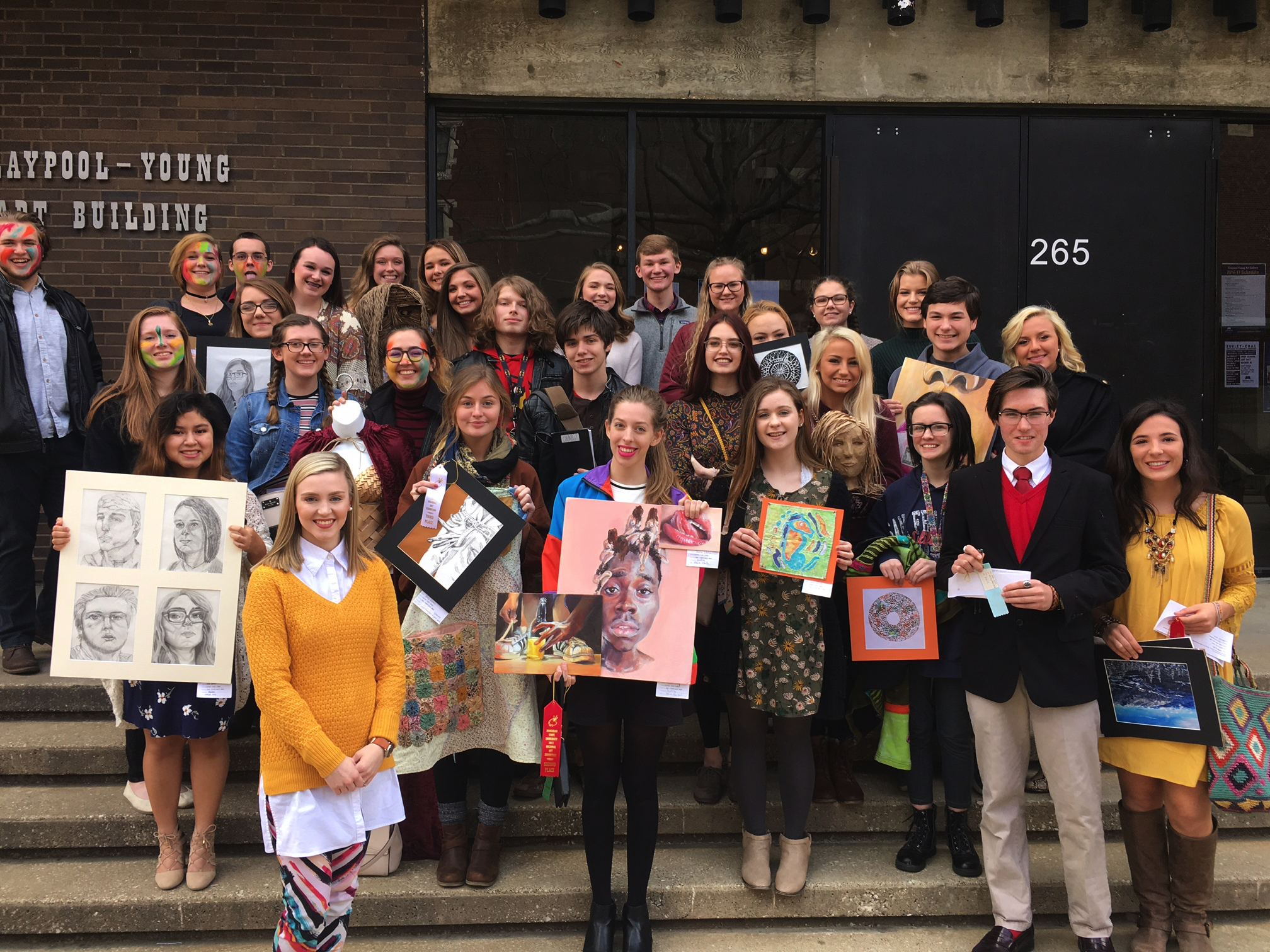 RHS at Morehead State University Regional Art Show