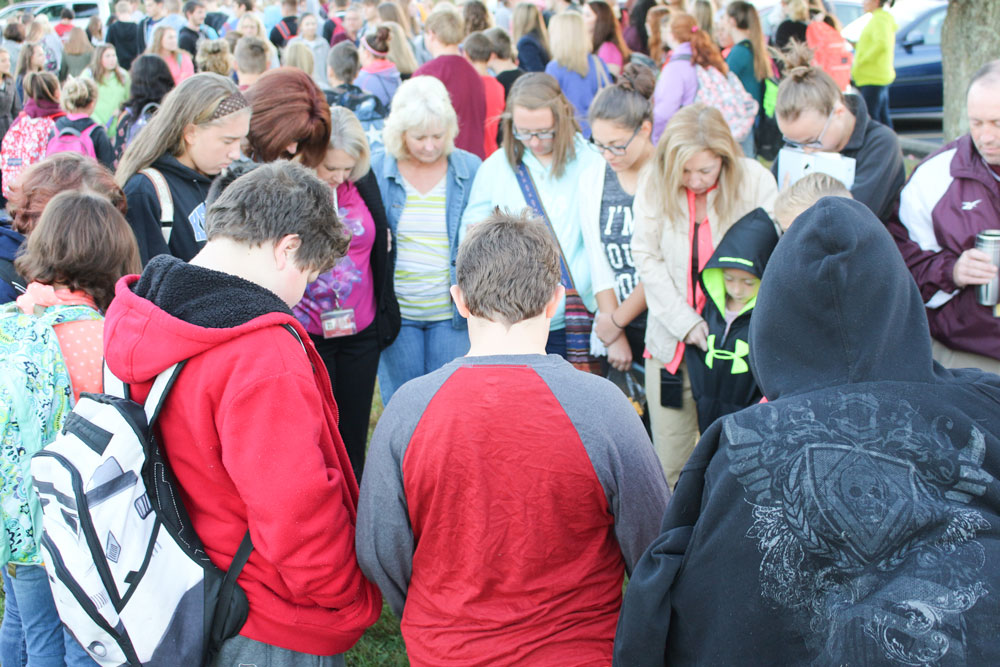 FCA - See You At the Pole
