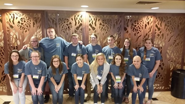 FBLA Team at State